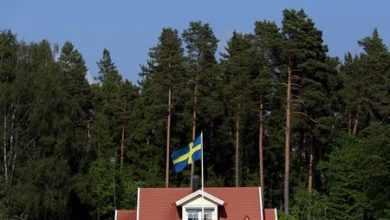 Photo of Record drop in Swedish GDP is still better than most of Europe