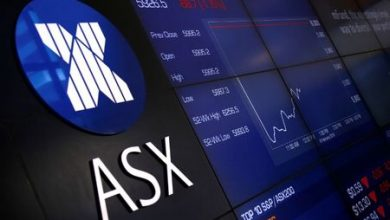 Photo of Australia stocks lower at close of trade; S&P/ASX 200 down 0.22%