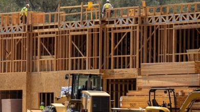 Photo of Construction spending falls to one-year low in June