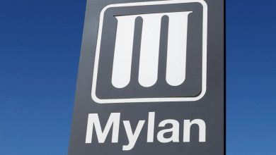 Photo of Mylan posts quarterly profit compared to year-earlier loss