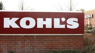 Photo of Kohl's posts smaller-than-expected loss, shares rise