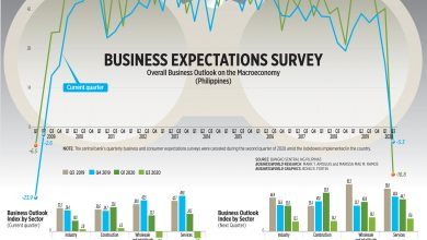 Photo of Business expectations survey (Q3 2020)
