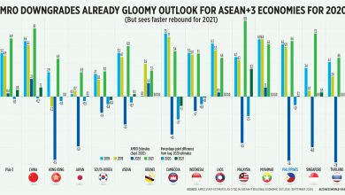 Photo of AMRO downgrades already gloomy outlook for ASEAN+3 economies for 2020