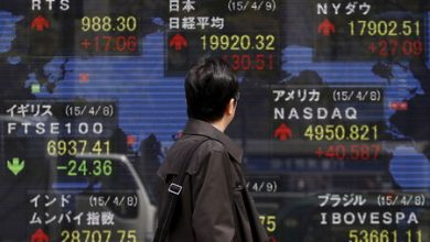 Photo of Asian Stocks Mixed, With Both Japanese and Chinese PMIs Missing Expectations