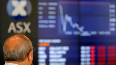 Photo of Australia stocks lower at close of trade; S&P/ASX 200 down 3.06%