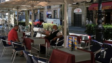 Photo of Spain's unemployment rises amid new COVID outbreaks, tourist restrictions