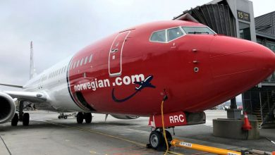 Photo of Norwegian Air reports 91% traffic fall amid search for more cash