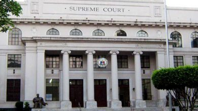 Photo of Court asked to void anti-terror law