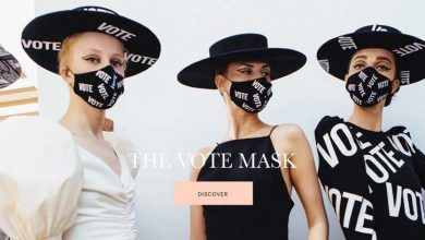 Photo of New York Fashion Week 2020 trends? Masks, social distancing and voting