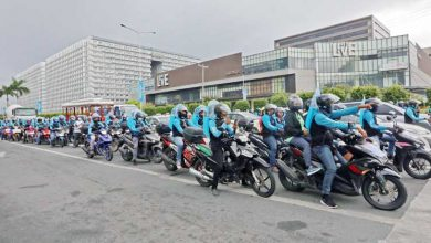 Photo of 30,000 Angkas bikers await go signal to resume