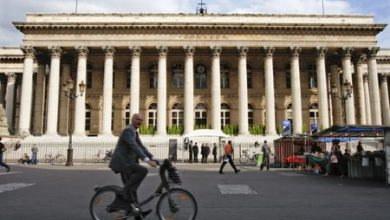 Photo of France stocks lower at close of trade; CAC 40 down 3.37%
