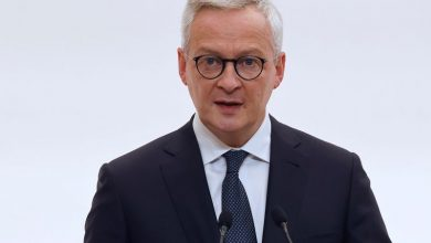 Photo of France's Le Maire backs tariffs on U.S. goods in aircraft dispute