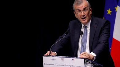Photo of ECB's Villeroy says mistake to set end date now for pandemic response