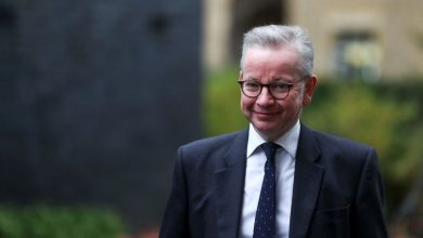 Photo of Britain's Gove says door not closed on EU deal talks
