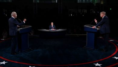 Photo of Mute buttons, Lincoln and a watch: Six takeaways from the Trump-Biden debate
