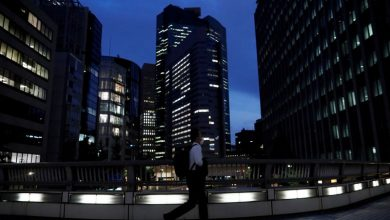 Photo of Japan raises view on demand, but says economy in severe situation