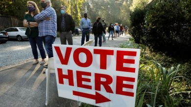 Photo of More than 50 million Americans have cast ballots in presidential election