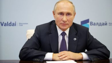 Photo of Putin rejects Donald Trump's criticism of Biden family business