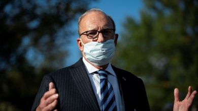 Photo of White House adviser Kudlow says COVID-19 aid talks to continue on Monday