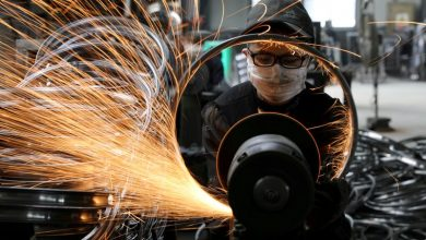 Photo of China's industrial profit growth slows as factory-gate deflation weighs