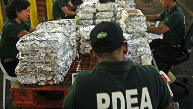 Photo of PDEA to burn a ton of seized drugs this week on President's order