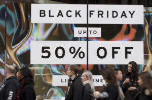Photo of Second national lockdown to drive Black Friday sales down 20 per cent