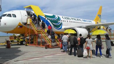 Photo of Cebu Pacific, GenSan to start trial of 'test before boarding' on Dec. 3