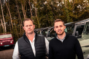 Photo of Yorkshire based Defender specialist extends global reach with ground-breaking deal