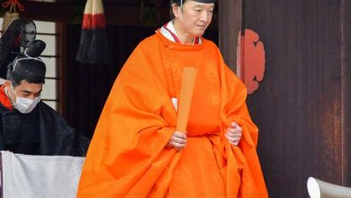 Photo of Japan formally proclaims Crown Prince Akishino heir to throne