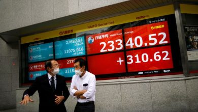 Photo of Asian shares rebound on strong China data, oil on slippery slope