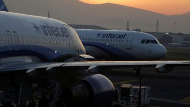 Photo of Mexican airline Interjet cancels all flights for Sunday