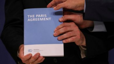 Photo of U.S. formally exits global climate pact amid election uncertainty