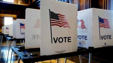 Photo of DHS says no evidence foreign power could have tampered with U.S. vote