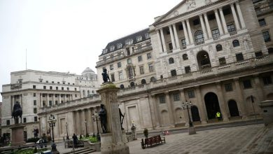 Photo of BoE says economy won't return to pre-pandemic size until 2022