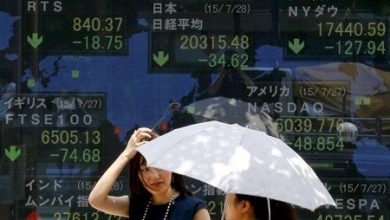 Photo of Asian Stocks Down as Wait for U.S. Election Results Continues
