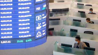 Photo of PSEi tests support level on extended profit taking