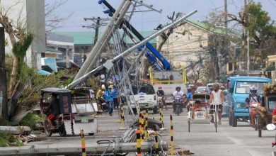 Photo of Estimate for Typhoon Rolly's power sector damage raised to P344.69M
