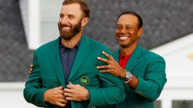 Photo of Dustin Johnson finally clinches Masters with record-low score