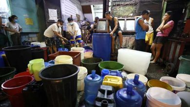 Photo of Maynilad extends water service interruption to Nov. 29