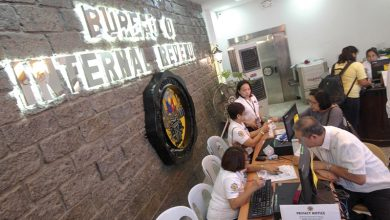 Photo of BIR says 86% of taxes collected via online channels