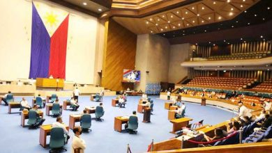 Photo of House OK's extending validity of 2020 budget