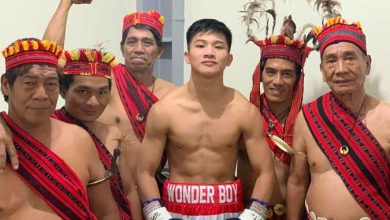 Photo of Globe expands support for athletes, rallies behind boxer 'Wonder Boy' Martin