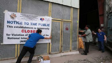 Photo of BIR collects P548M from firms shut down for tax violations
