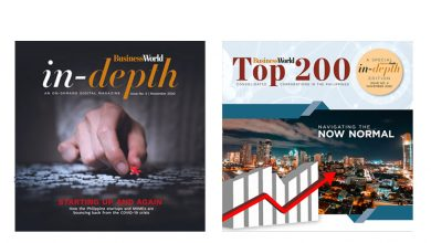 Photo of Latest issues of BusinessWorld In-Depth focus on the Top 200 Consolidated Corporations in the Philippines and the local start-ups and MSMEs