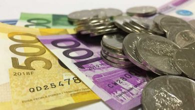 Photo of Peso inches higher as holiday season starts