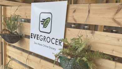 Photo of EveGrocer offers zero-waste deliveries