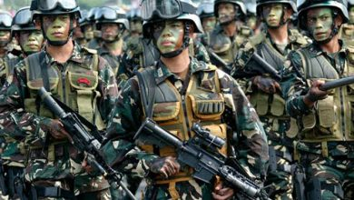 Photo of Military, police say ceasefire ineffective for peace, anyway