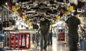 Photo of Jaguar Land Rover keeps pedal to the metal after lockdowns