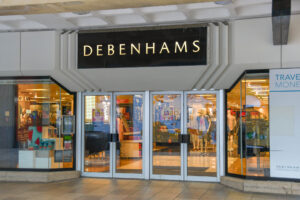 Photo of Boohoo to buy Debenhams' online business for £50m closing all stores