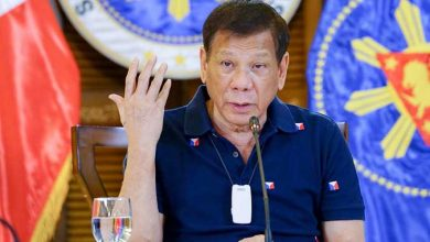 Photo of Vaccination fears may ease with Duterte's own shot